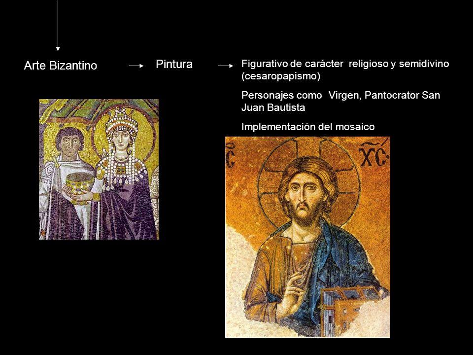 Arte Bizantino Pintura