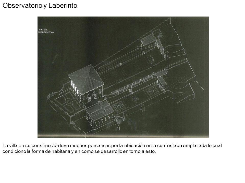 Observatorio y Laberinto