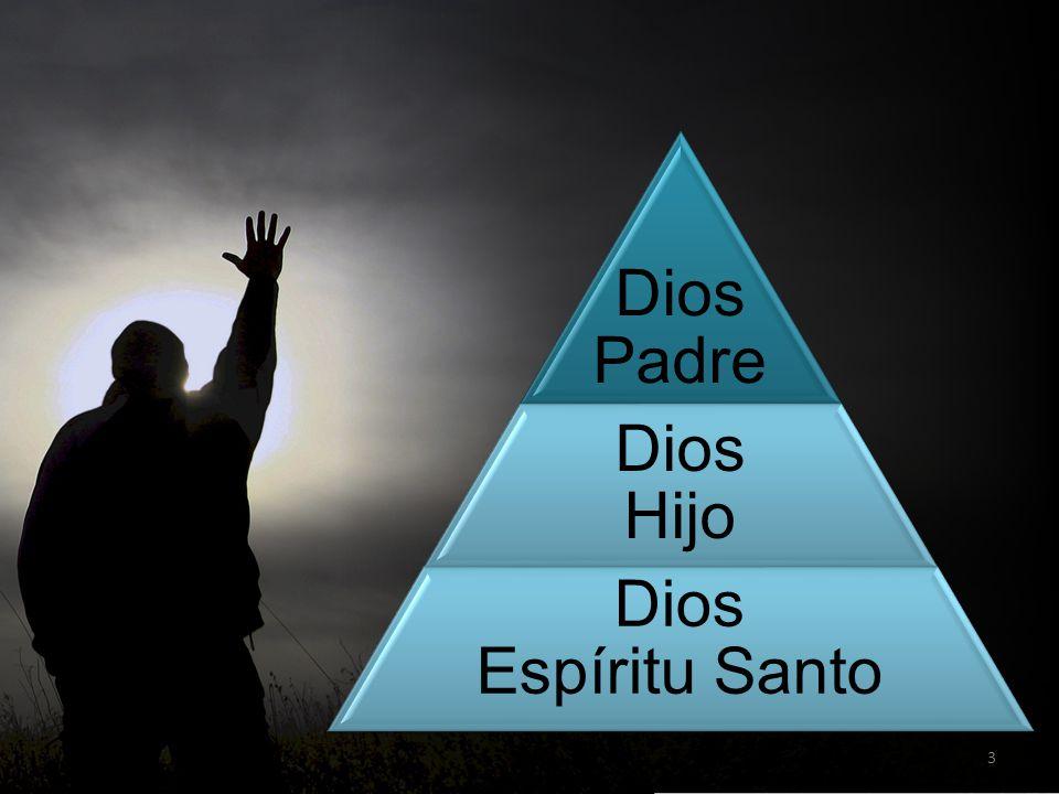 Dios Padre Dios Hijo Dios Espíritu Santo