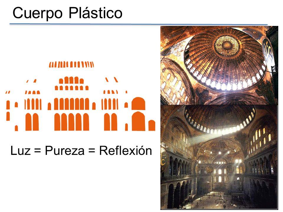 Luz = Pureza = Reflexión