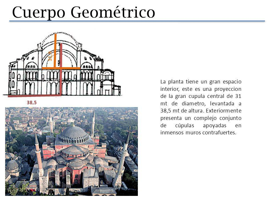 Cuerpo Geométrico 31,9.