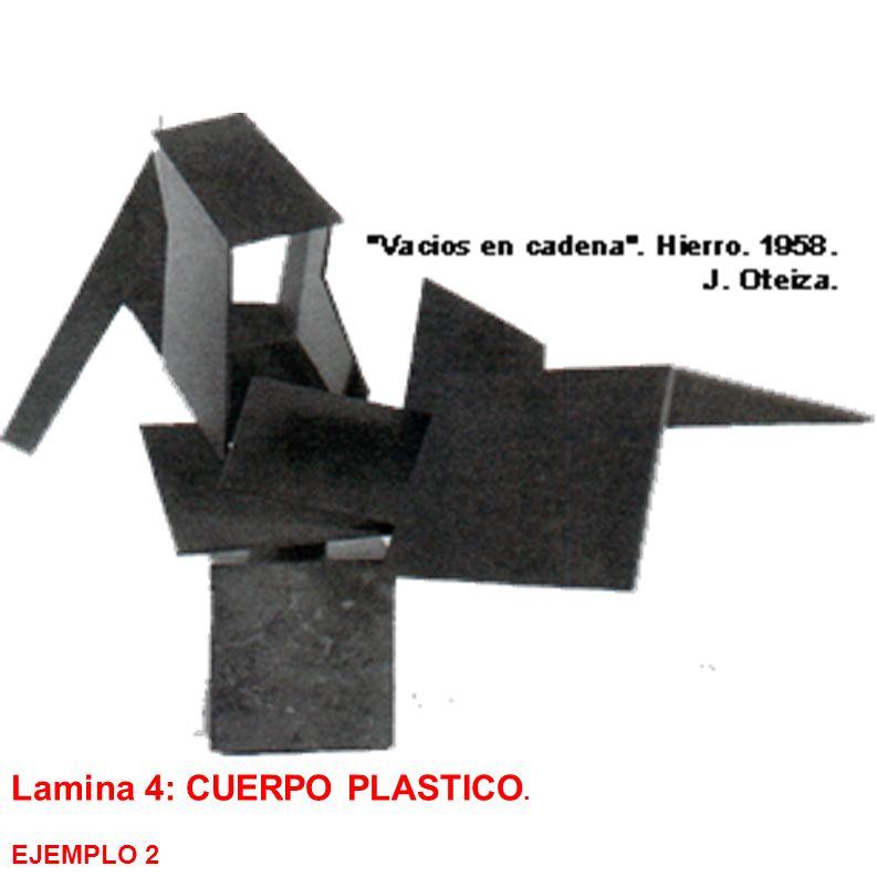 Lamina 4: CUERPO PLASTICO.