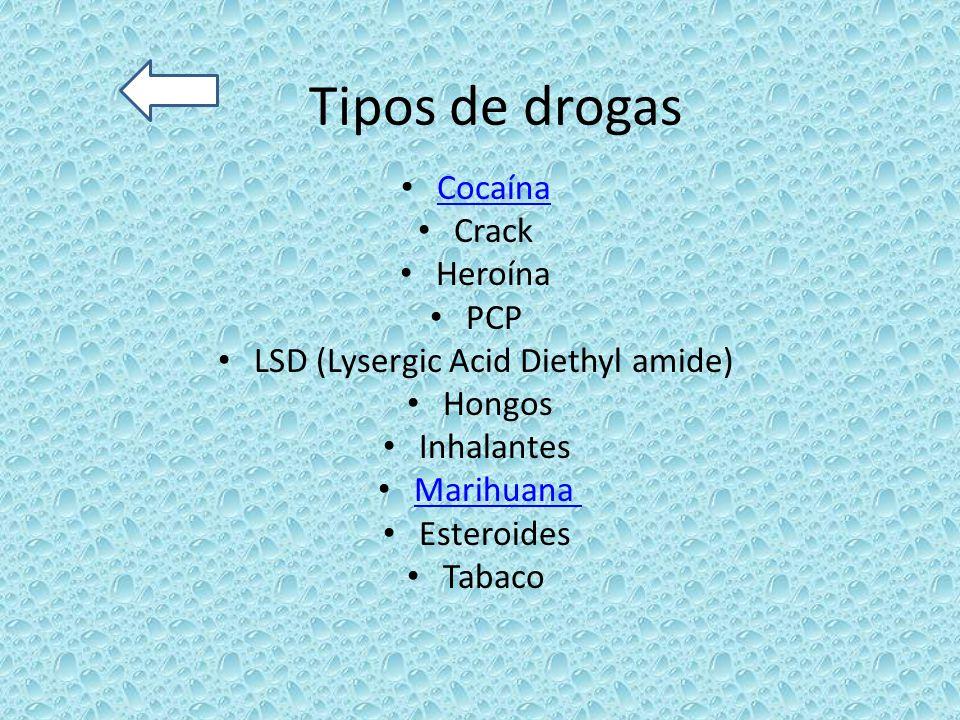 LSD (Lysergic Acid Diethyl amide)