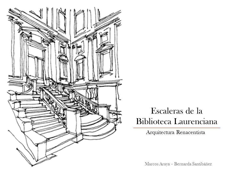 Escaleras de la biblioteca laurenciana ppt descargar for Biblioteca debajo de la escalera