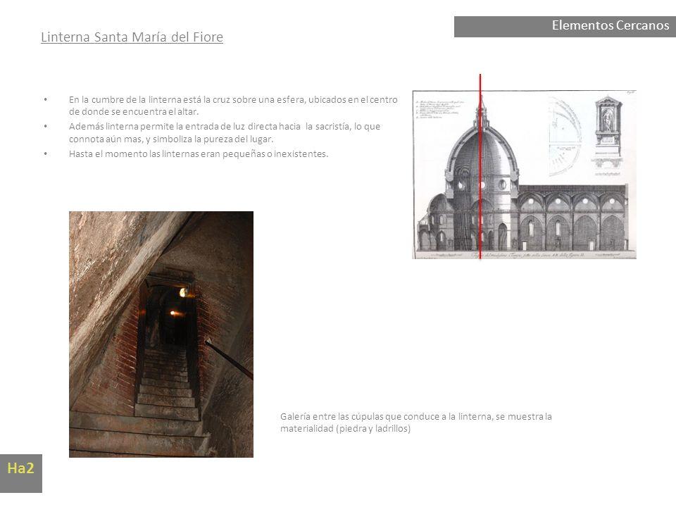 Ha2 Linterna Santa María del Fiore Elementos Cercanos