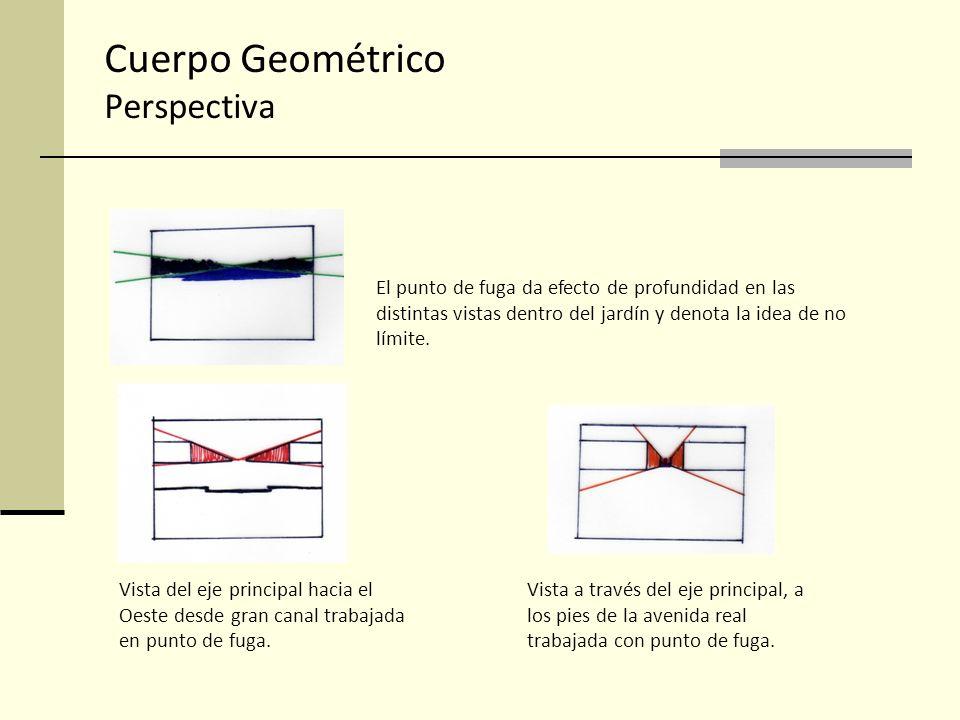 Cuerpo Geométrico Perspectiva