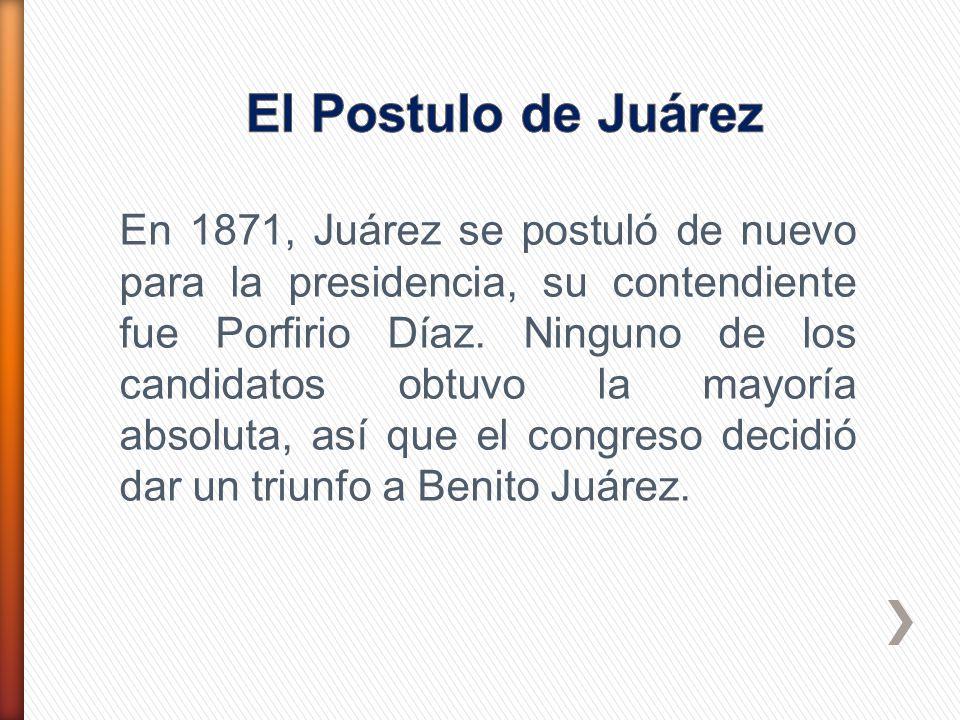 El Postulo de Juárez