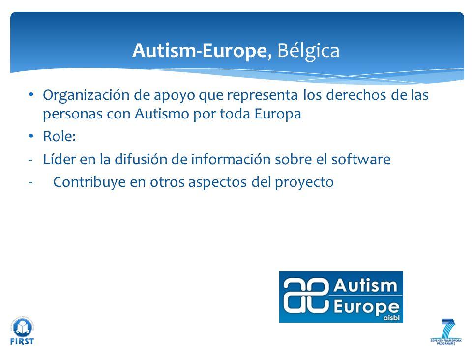 Autism-Europe, Bélgica