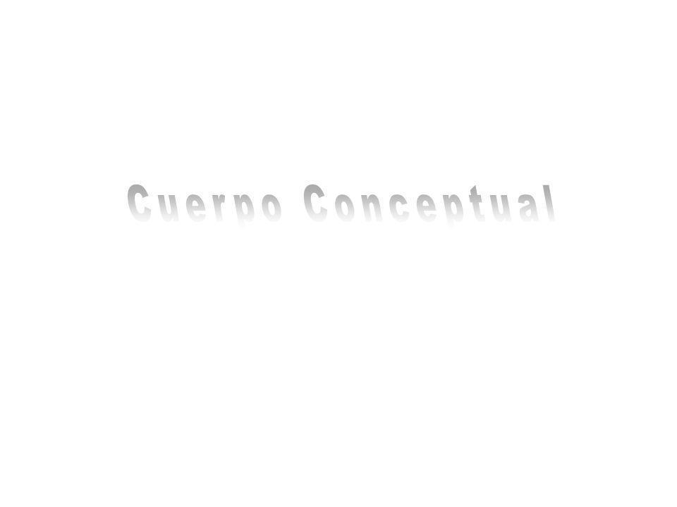 Cuerpo Conceptual