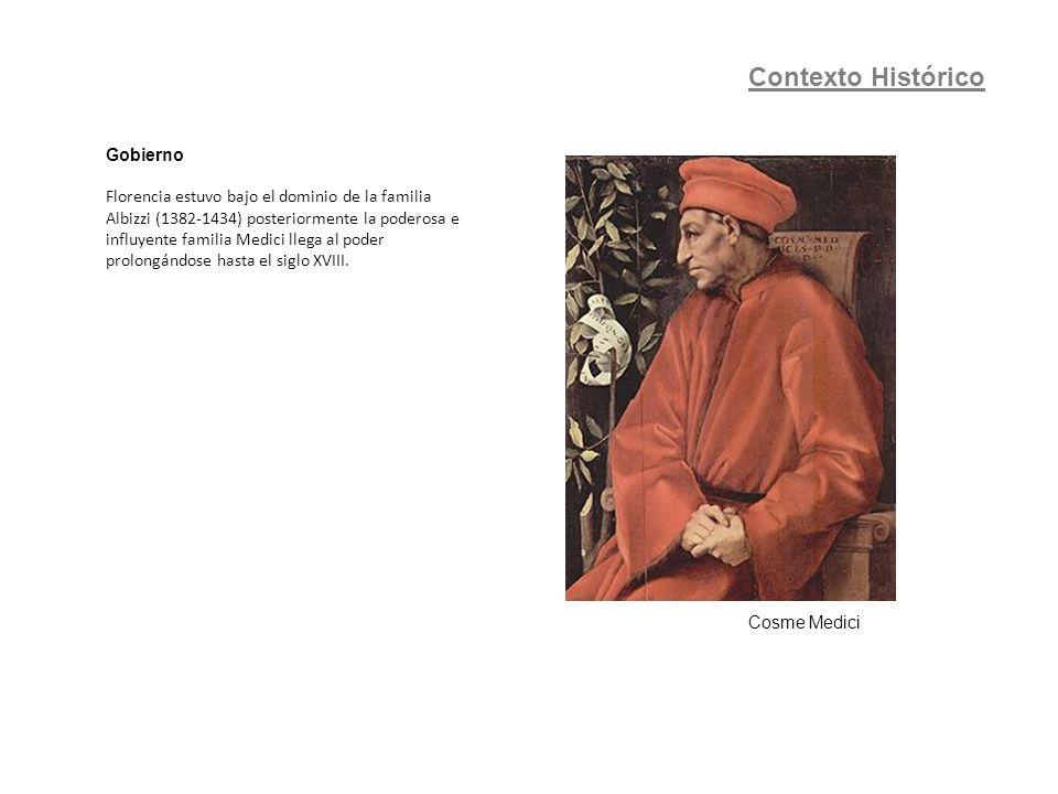 Contexto Histórico Gobierno