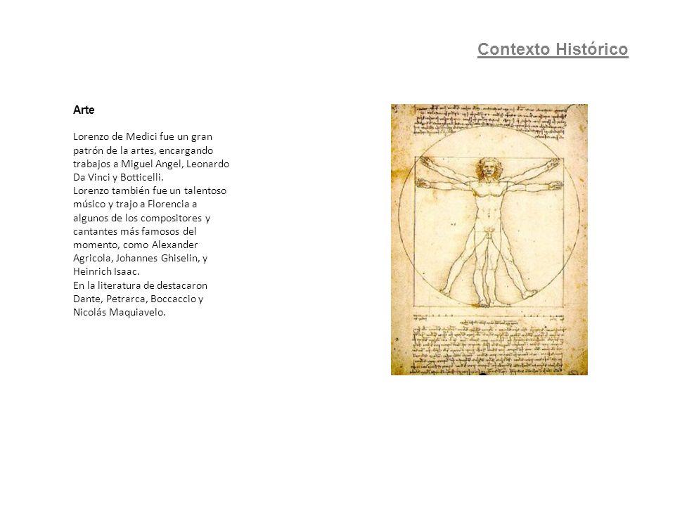 Contexto Histórico Arte
