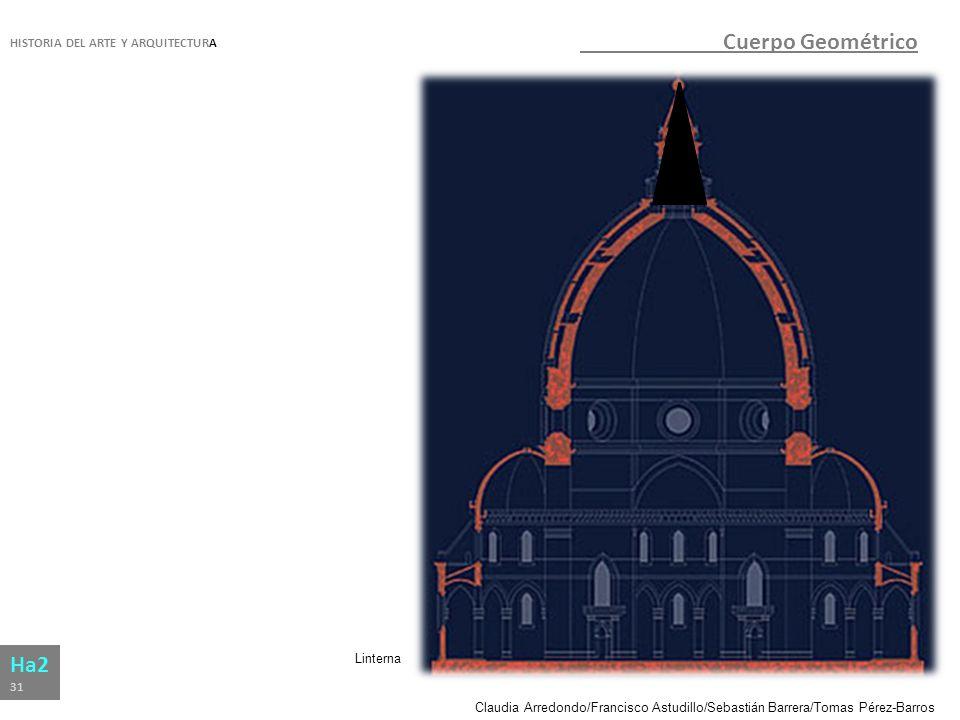 Cuerpo Geométrico Ha2 HISTORIA DEL ARTE Y ARQUITECTURA Linterna 31