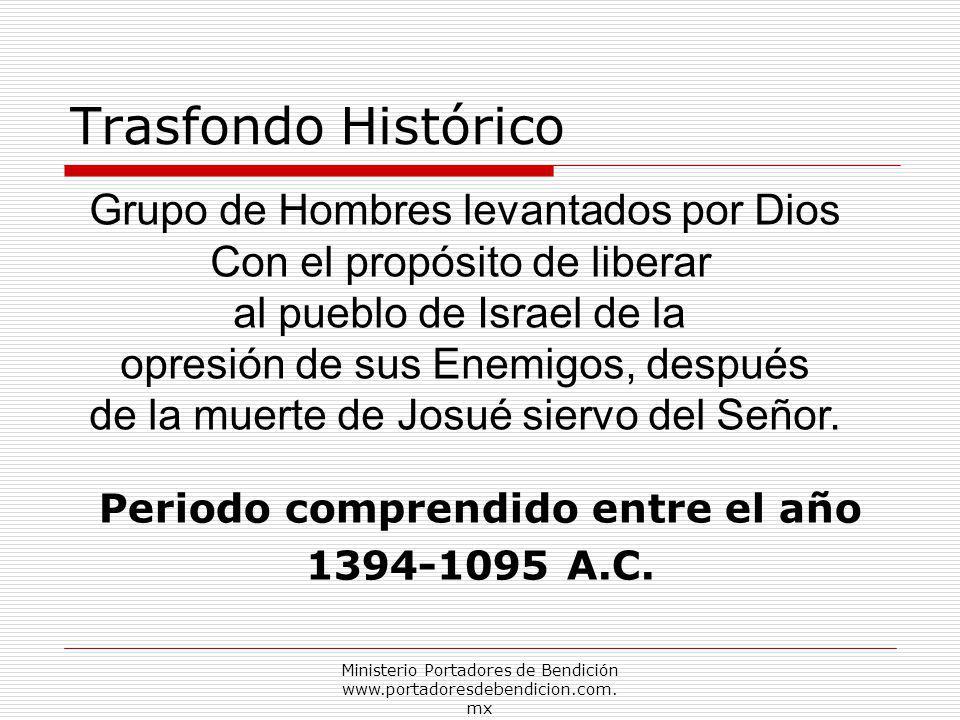 Ministerio Portadores de Bendición www.portadoresdebendicion.com.mx
