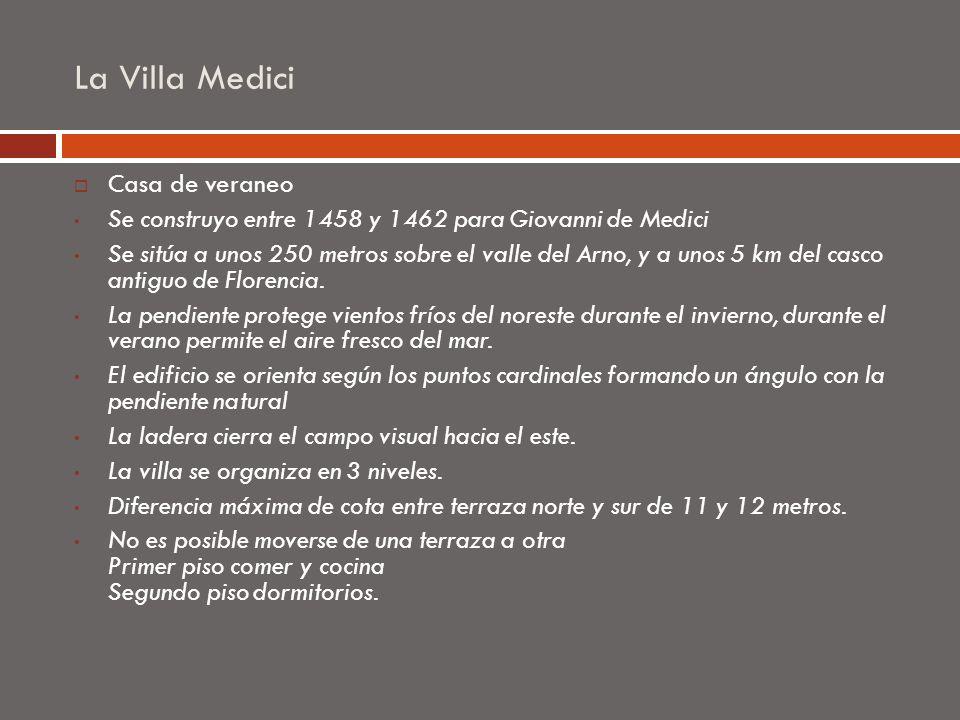 La Villa Medici Casa de veraneo