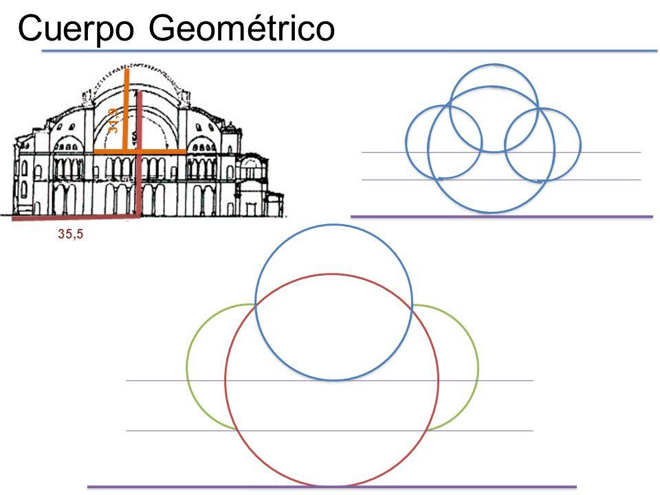 Cuerpo Geométrico 31,9 35,5