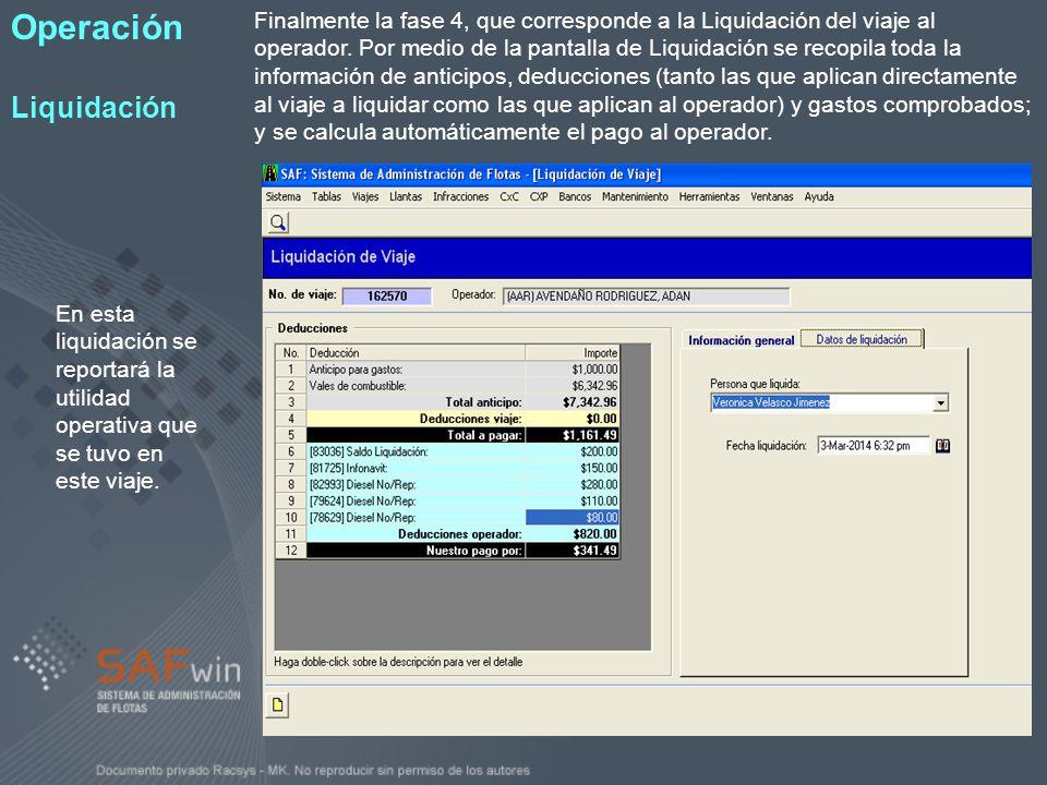 Operación Liquidación