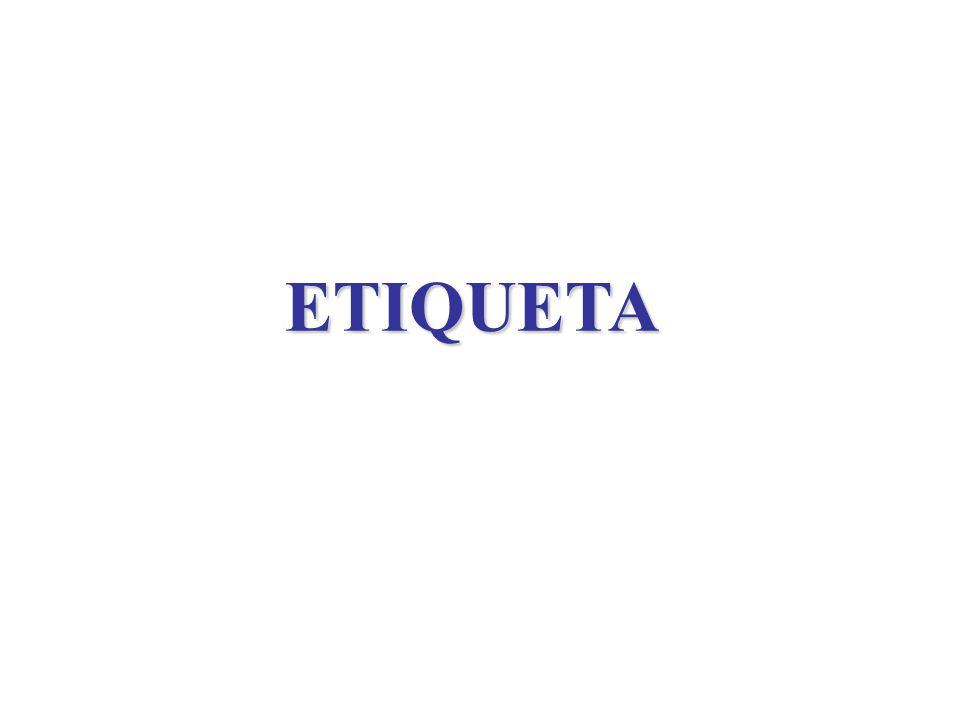 ETIQUETA
