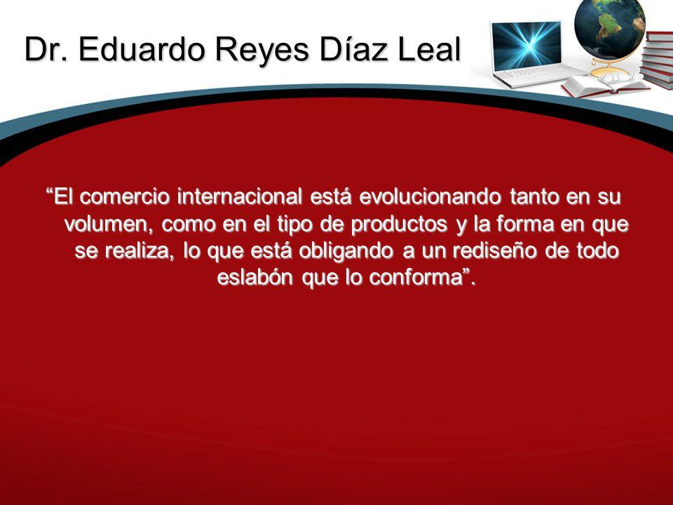 Dr. Eduardo Reyes Díaz Leal