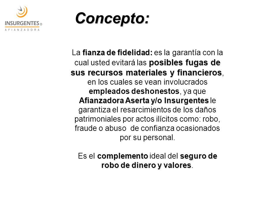 Es el complemento ideal del seguro de robo de dinero y valores.