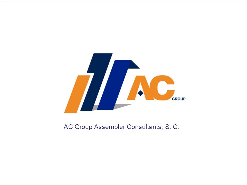 AC Group Assembler Consultants, S. C.