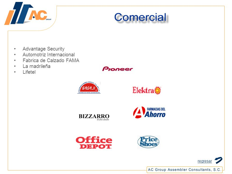 Comercial Advantage Security Automotriz Internacional