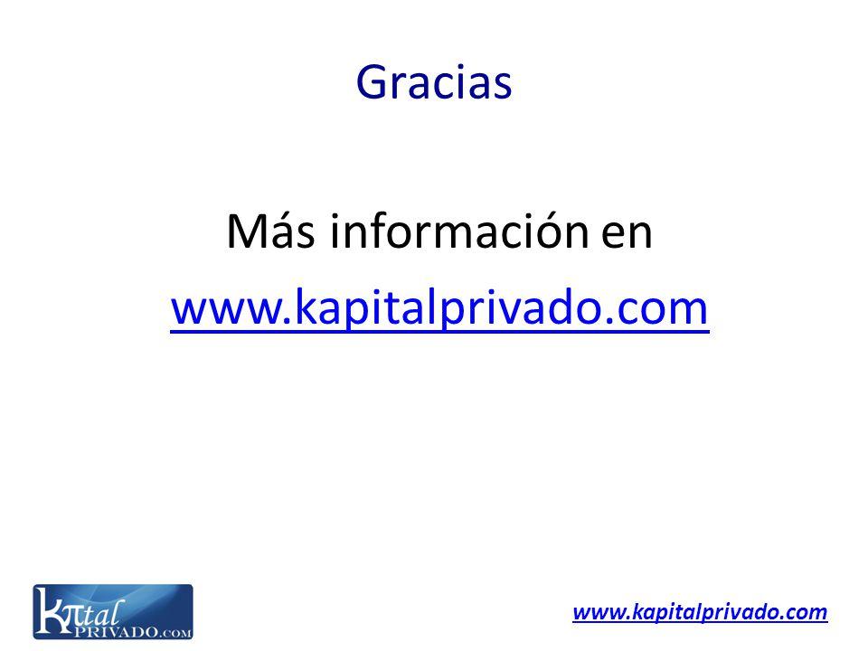 Más información en www.kapitalprivado.com
