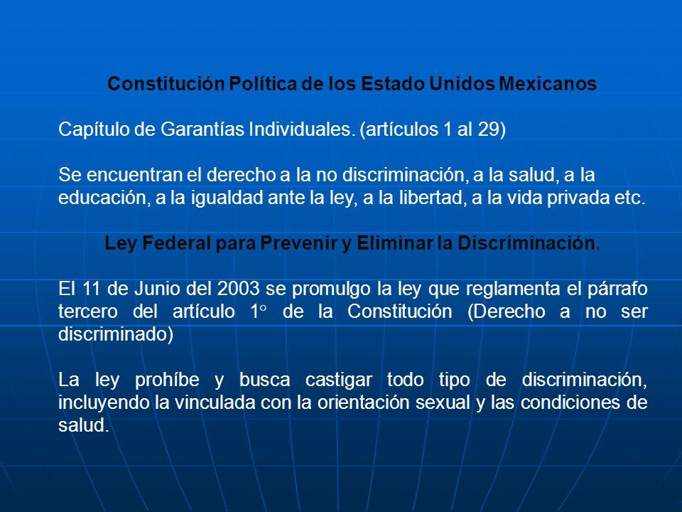 Constitución Política de los Estado Unidos Mexicanos