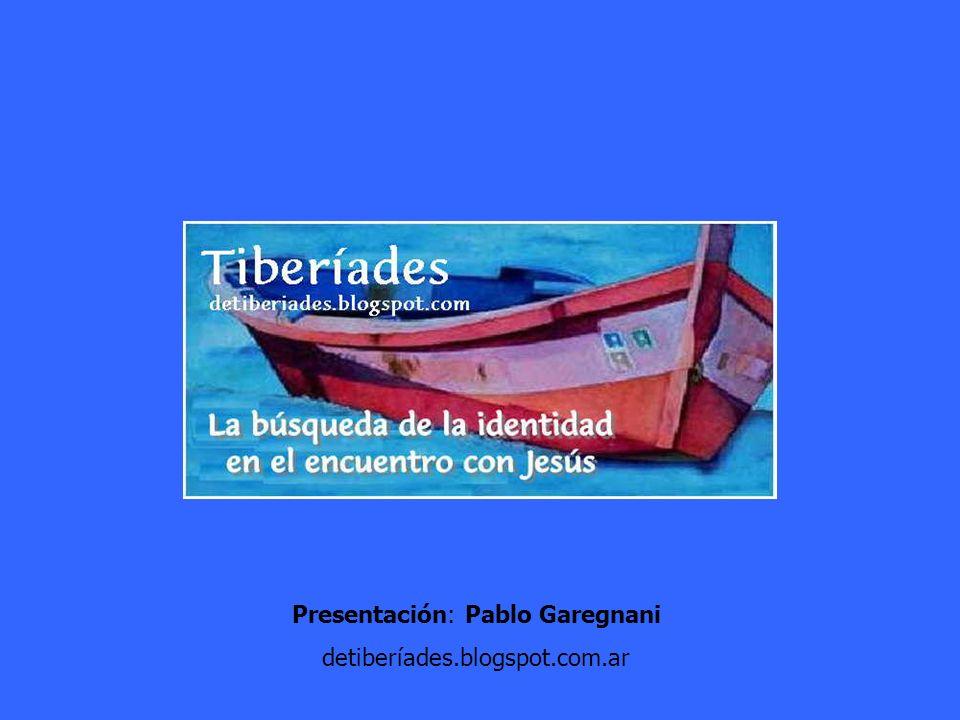 Presentación: Pablo Garegnani