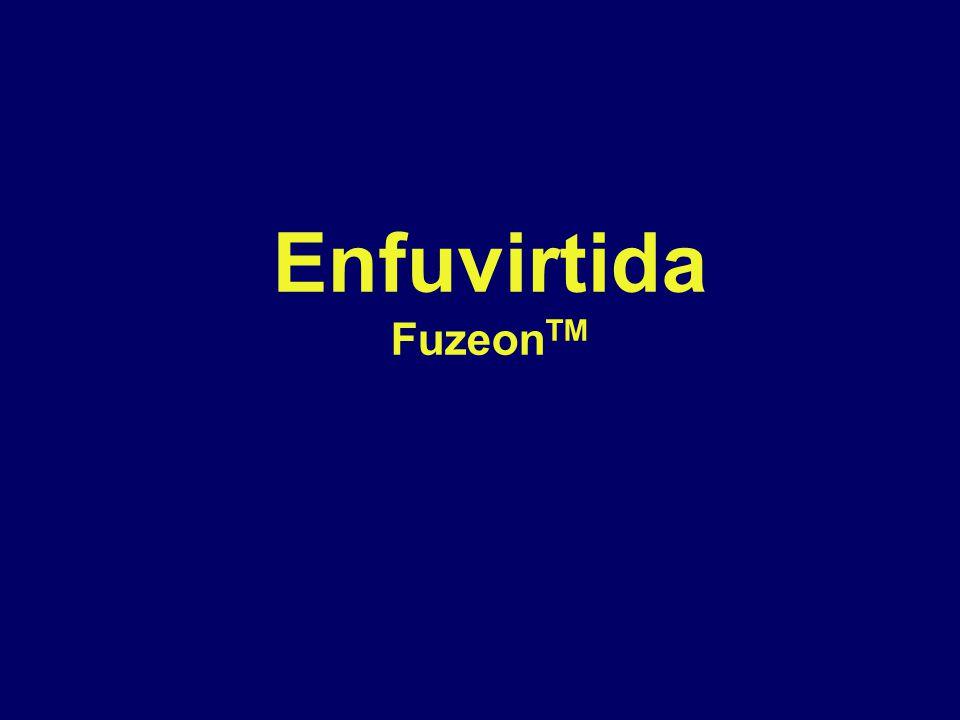 Enfuvirtida FuzeonTM