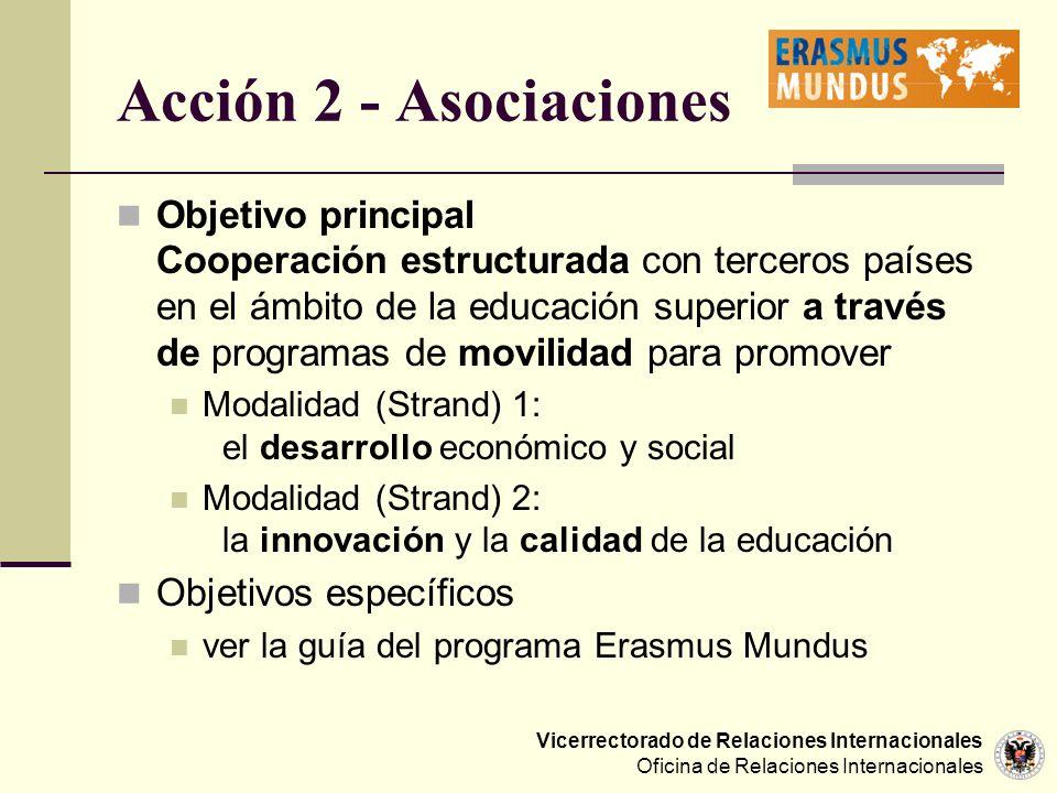 Acción 2 - Asociaciones