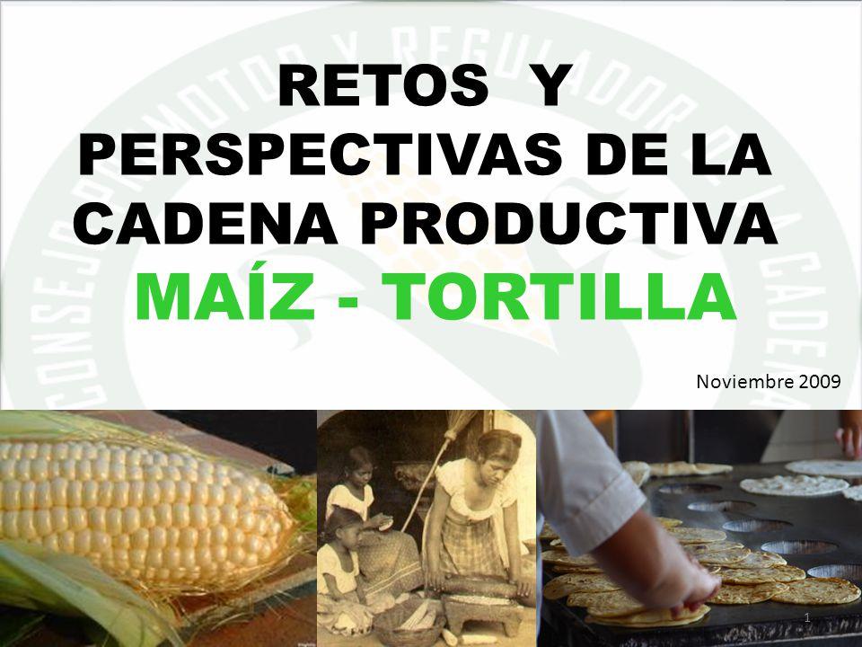 RETOS Y PERSPECTIVAS DE LA CADENA PRODUCTIVA