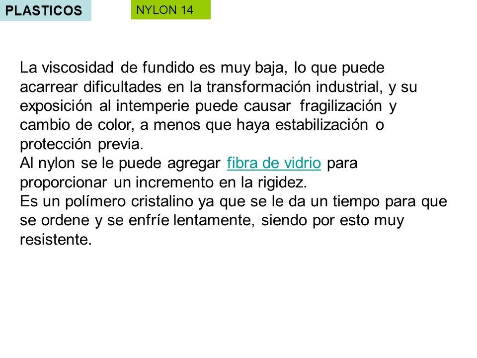 PLASTICOS NYLON 14.