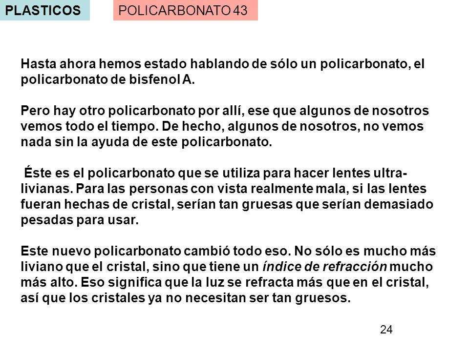 PLASTICOS POLICARBONATO 43