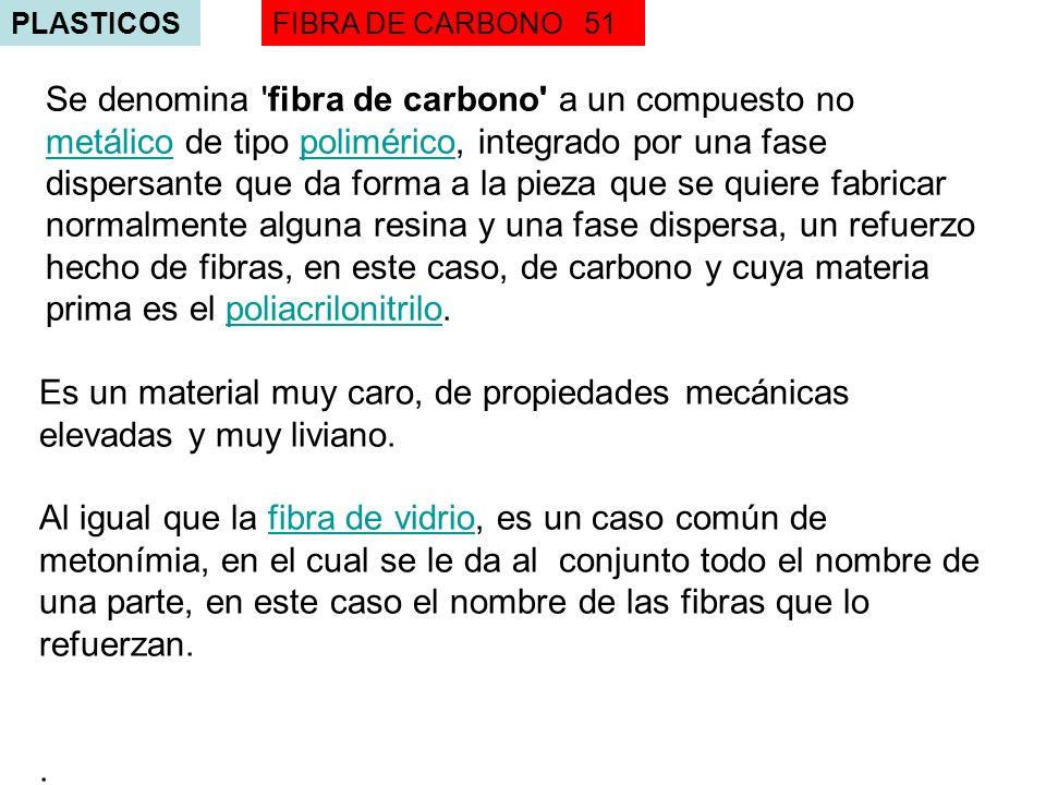 PLASTICOS FIBRA DE CARBONO 51.