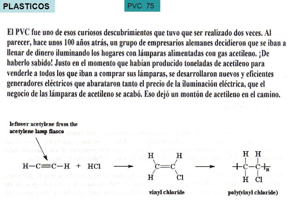 PLASTICOS PVC 75
