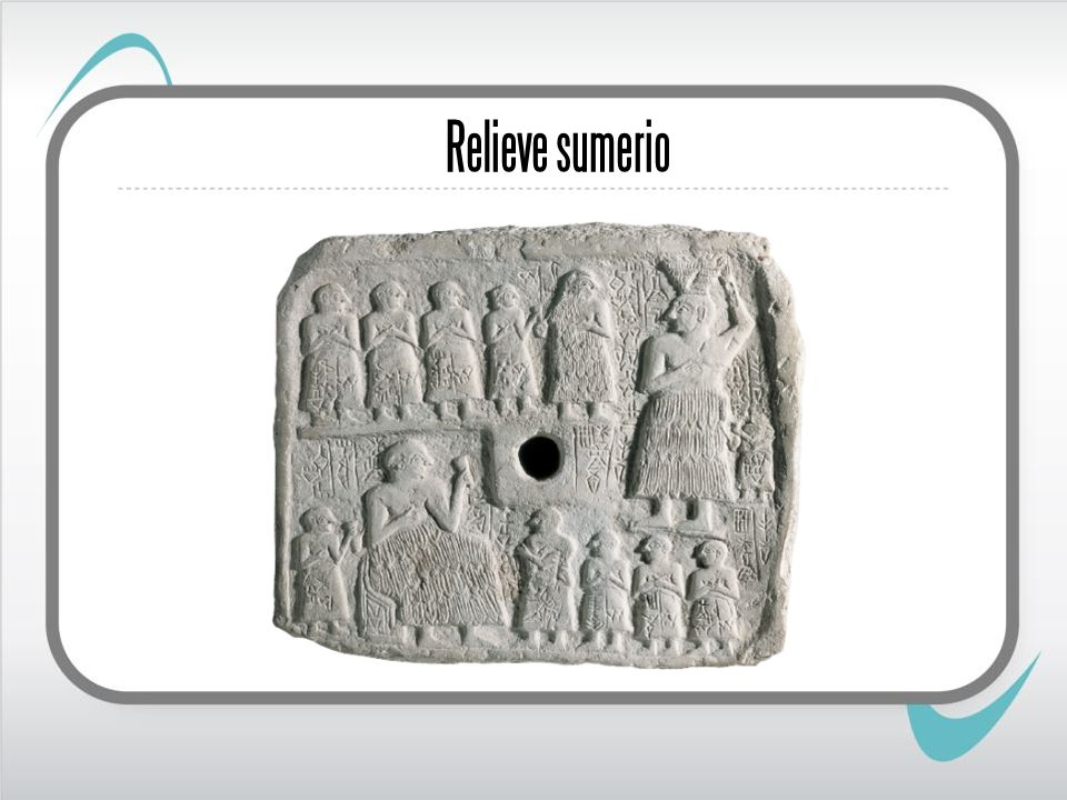 Relieve sumerio
