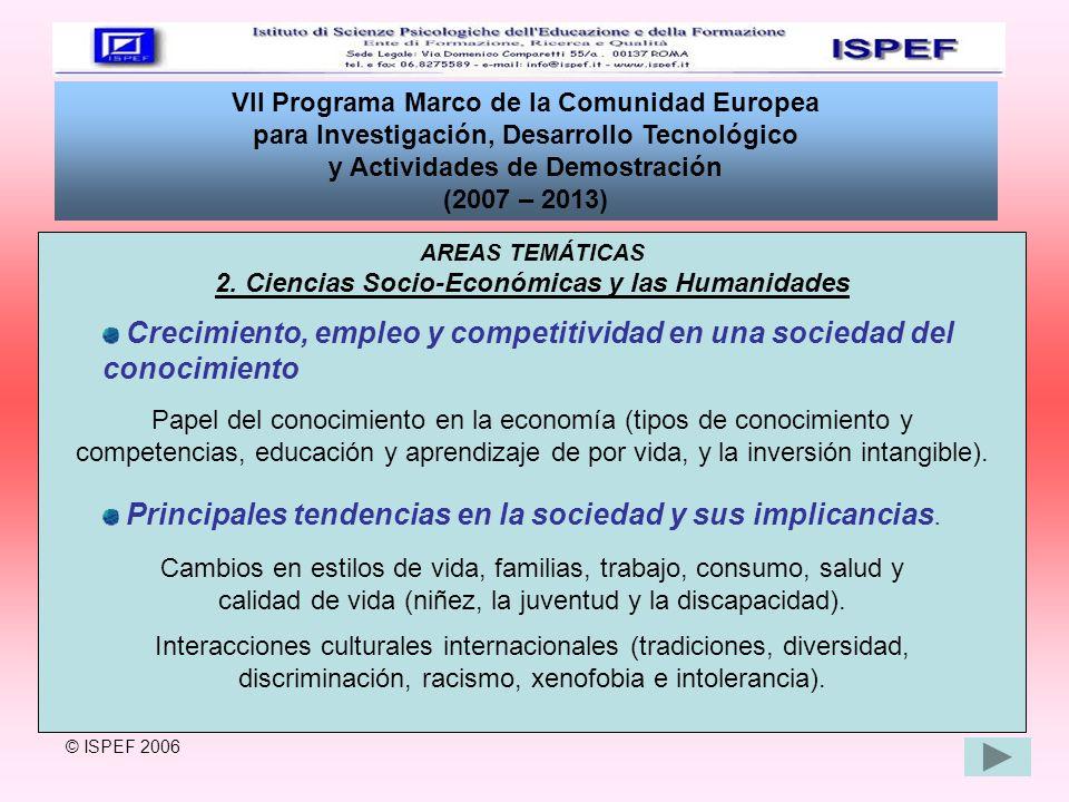 VII Programa Marco de la Comunidad Europea