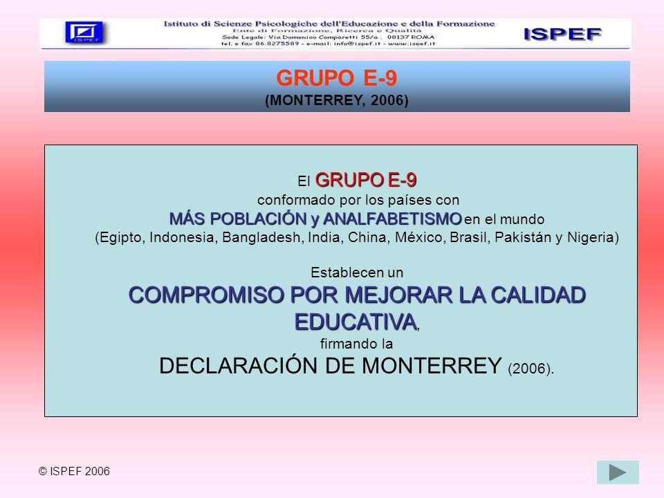 COMPROMISO POR MEJORAR LA CALIDAD EDUCATIVA,