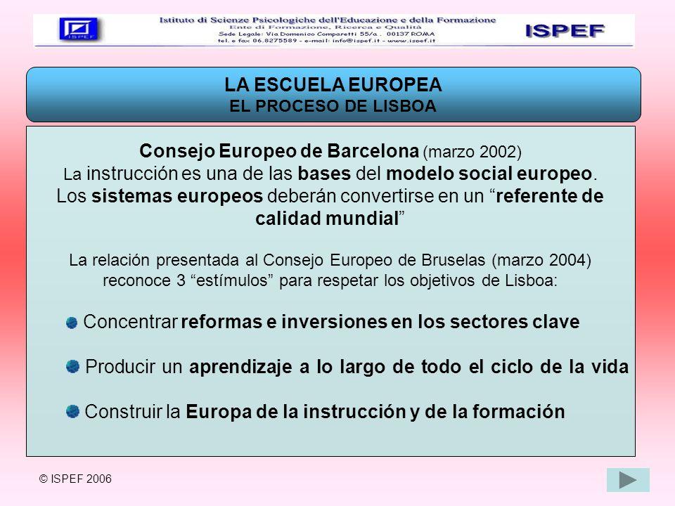 Consejo Europeo de Barcelona (marzo 2002)