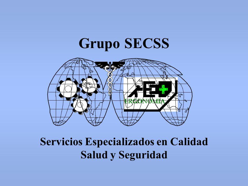 Servicios Especializados en Calidad