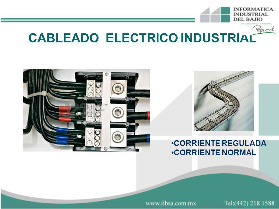 CABLEADO ELECTRICO INDUSTRIAL