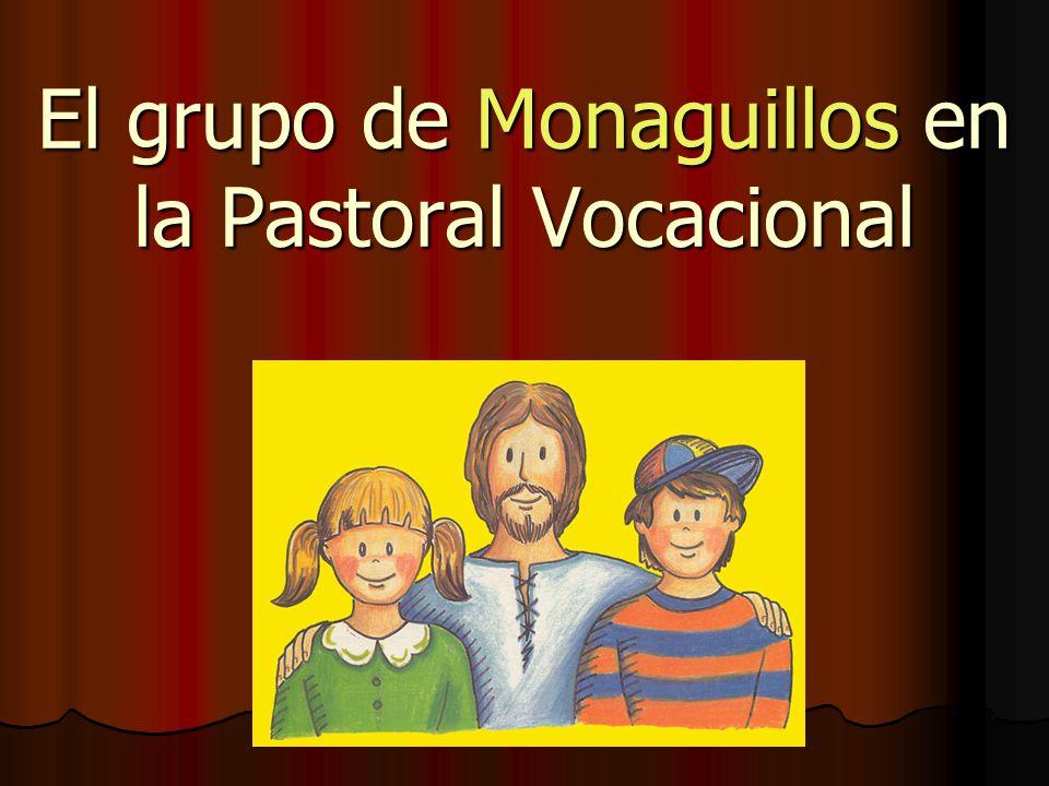 El grupo de Monaguillos en la Pastoral Vocacional