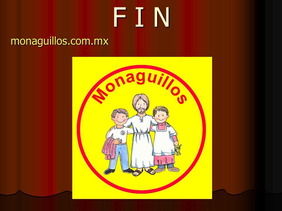 F I N monaguillos.com.mx