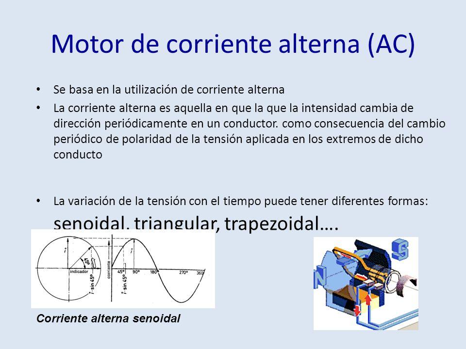 Motor de corriente alterna (AC)