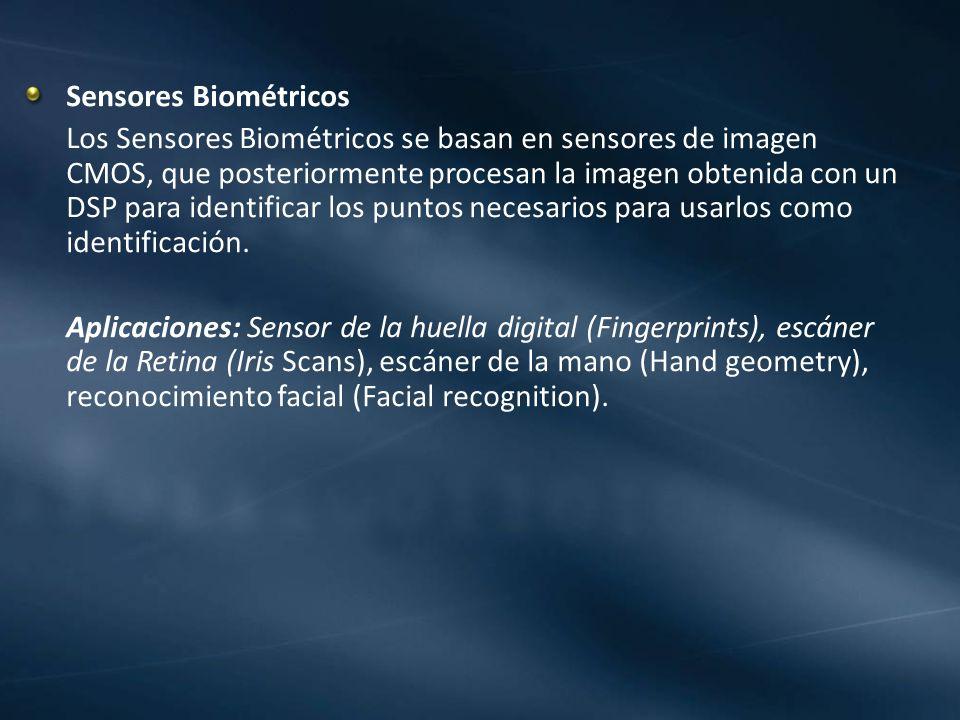 Sensores Biométricos
