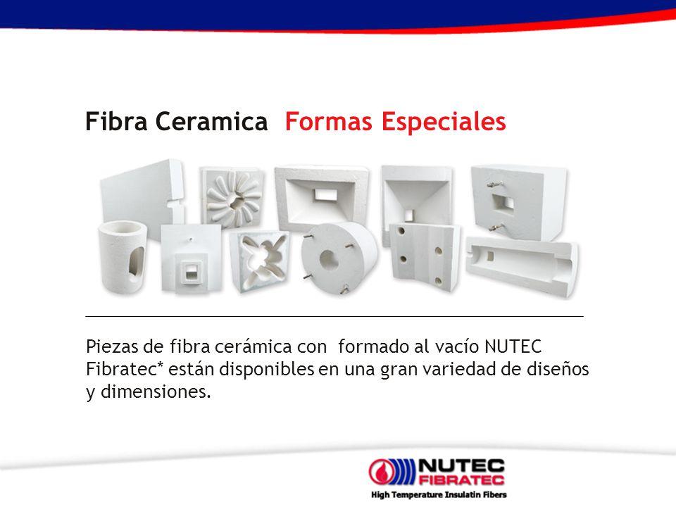 Fibra Ceramica Formas Especiales