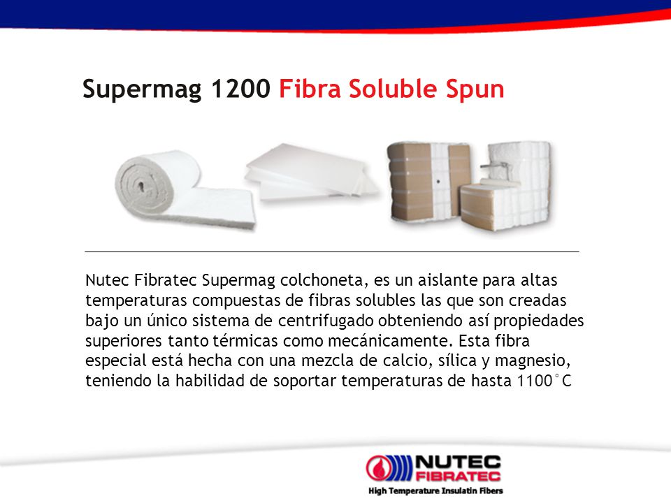 Supermag 1200 Fibra Soluble Spun