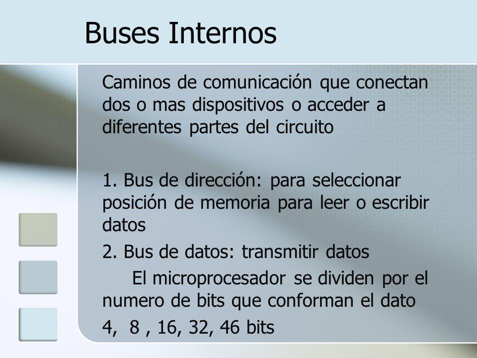 Buses Internos