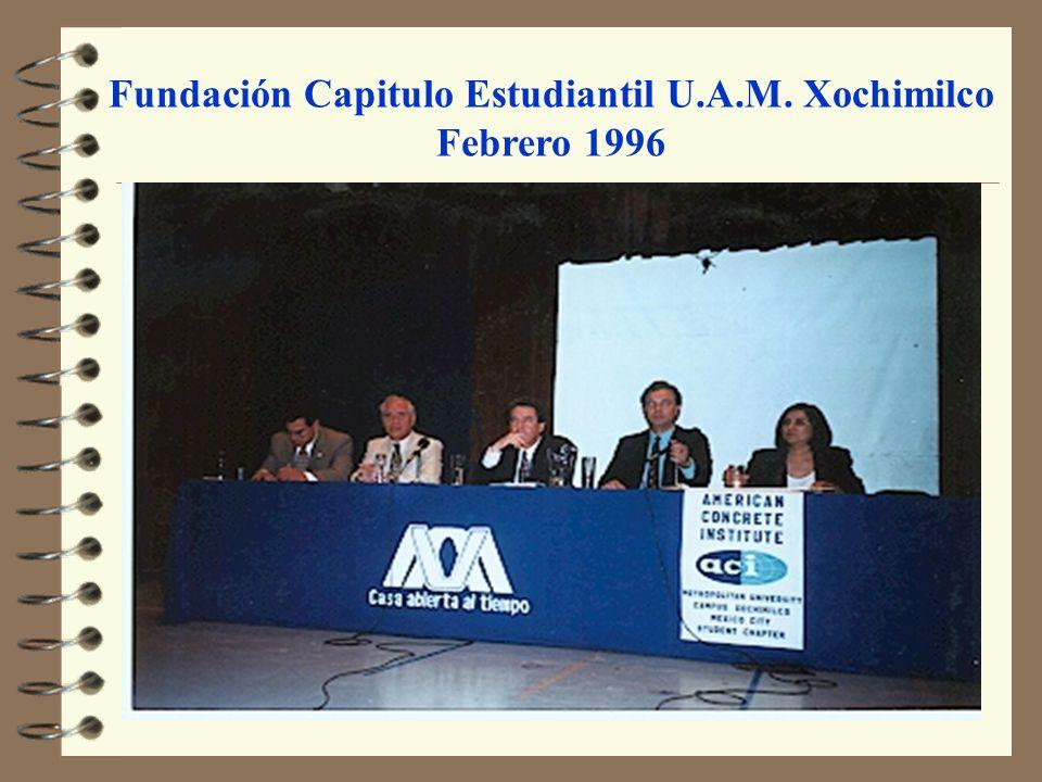 Fundación Capitulo Estudiantil U.A.M. Xochimilco