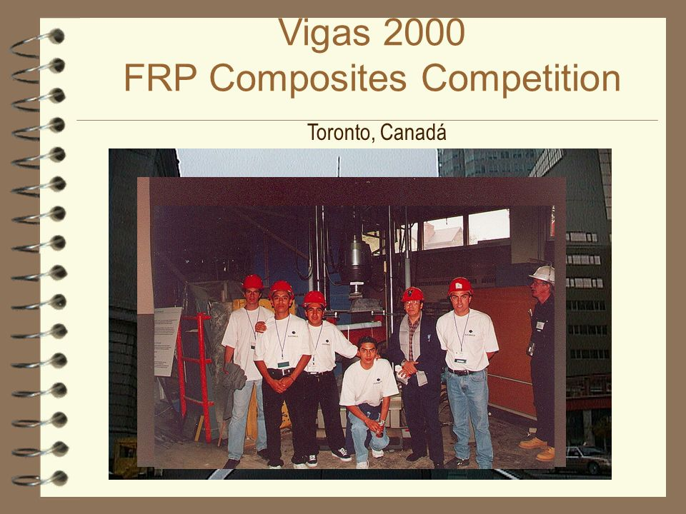 FRP Composites Competition